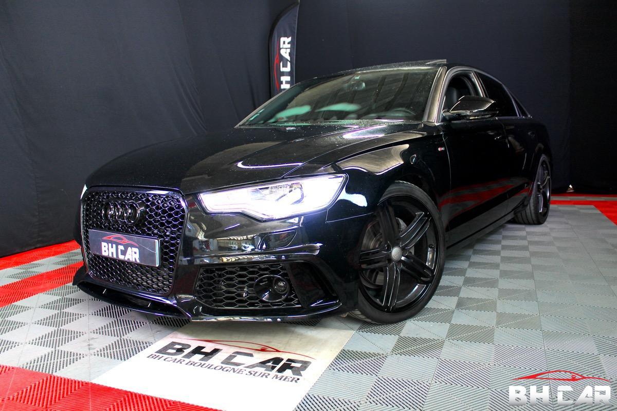 Audi A6 C7 3.0 TDI 204CH SLINE KIT RS6