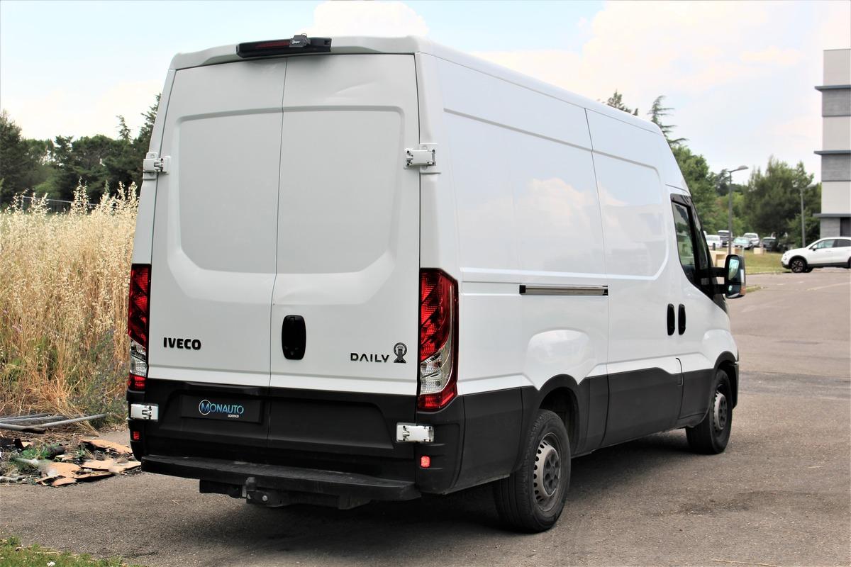 Iveco Daily 35S13 L2H2 130CV TVA Récuperable