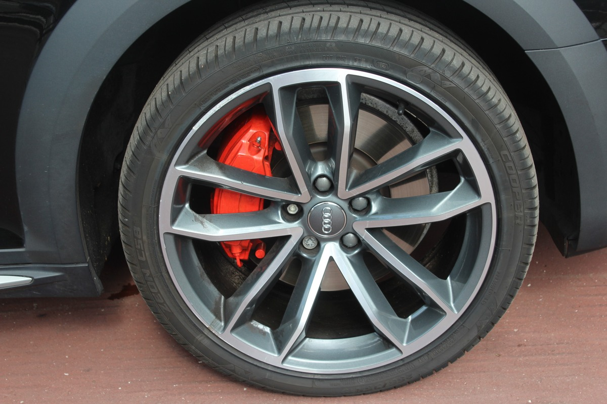 Audi A4 Allroad II V6 3.0 TDI 272cv LUXE BVA 5P