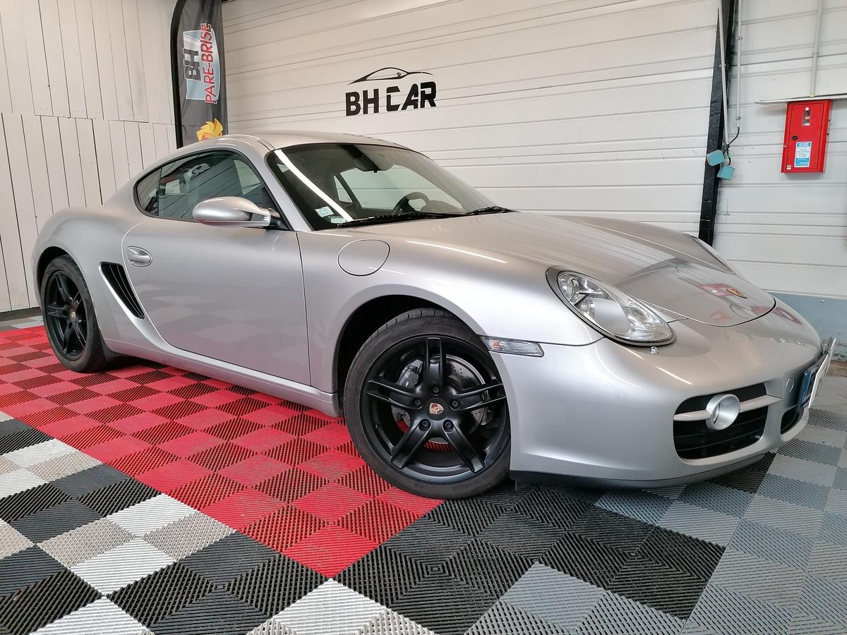 Porsche Cayman 2.7 245
