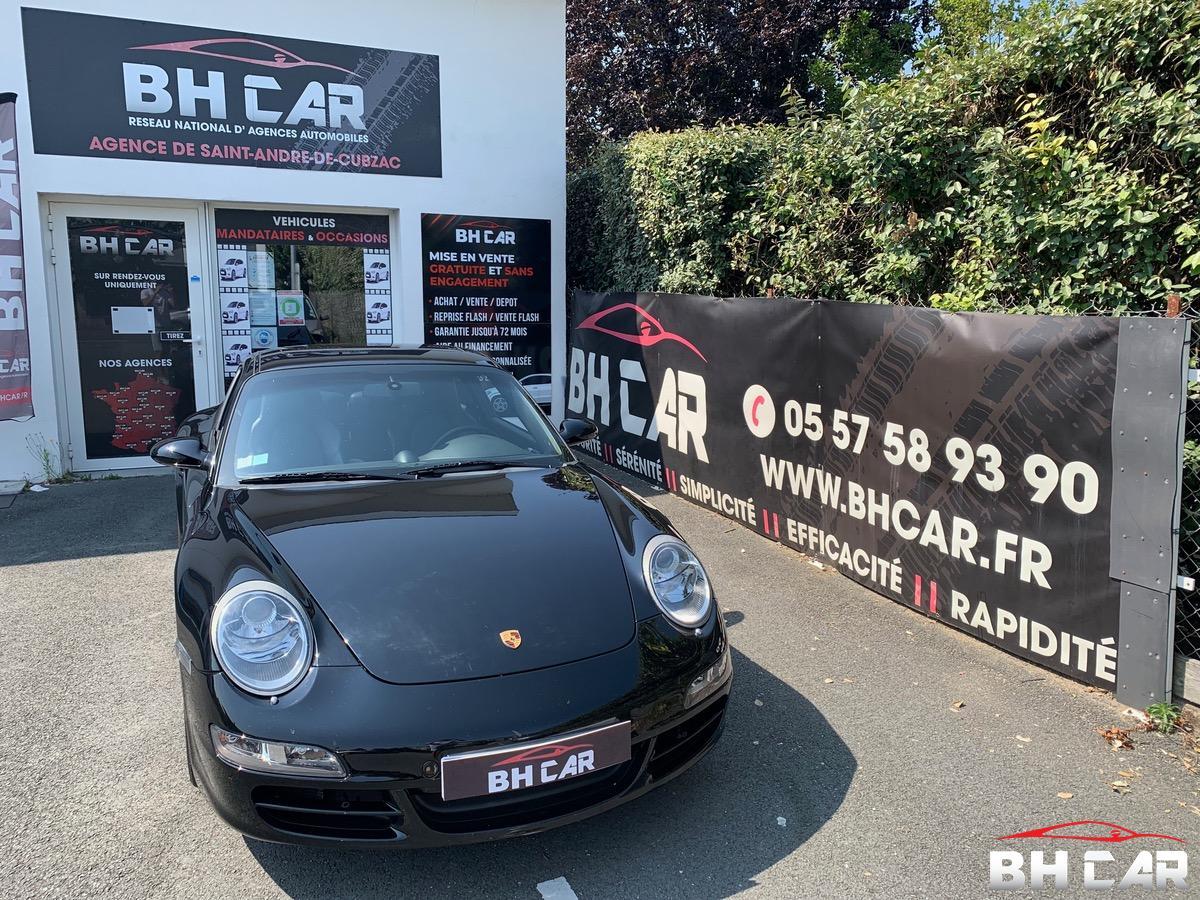 Porsche 911 TYPE 997 CARRERA S 3.8i 355 CV