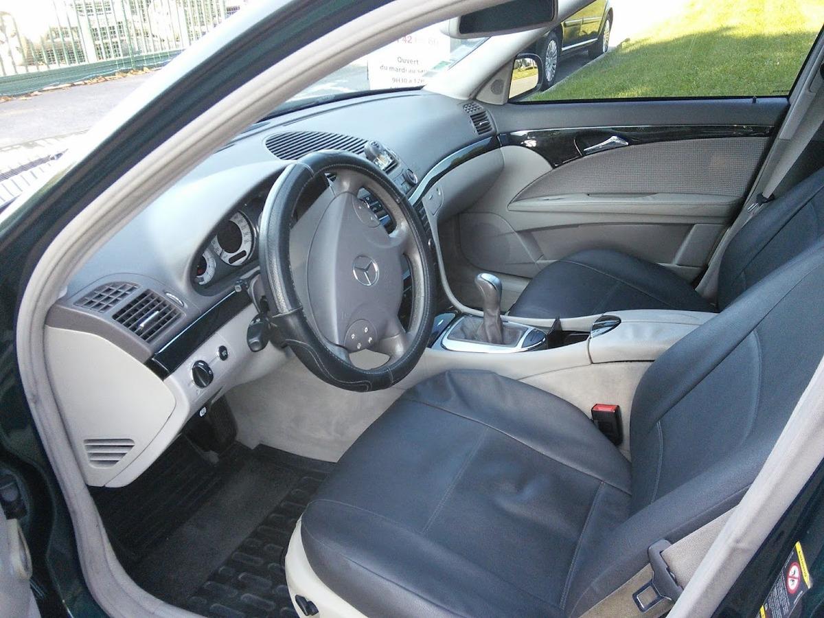 Mercedes Classe E 220 CDI 150 AVANTGARDE 204080km