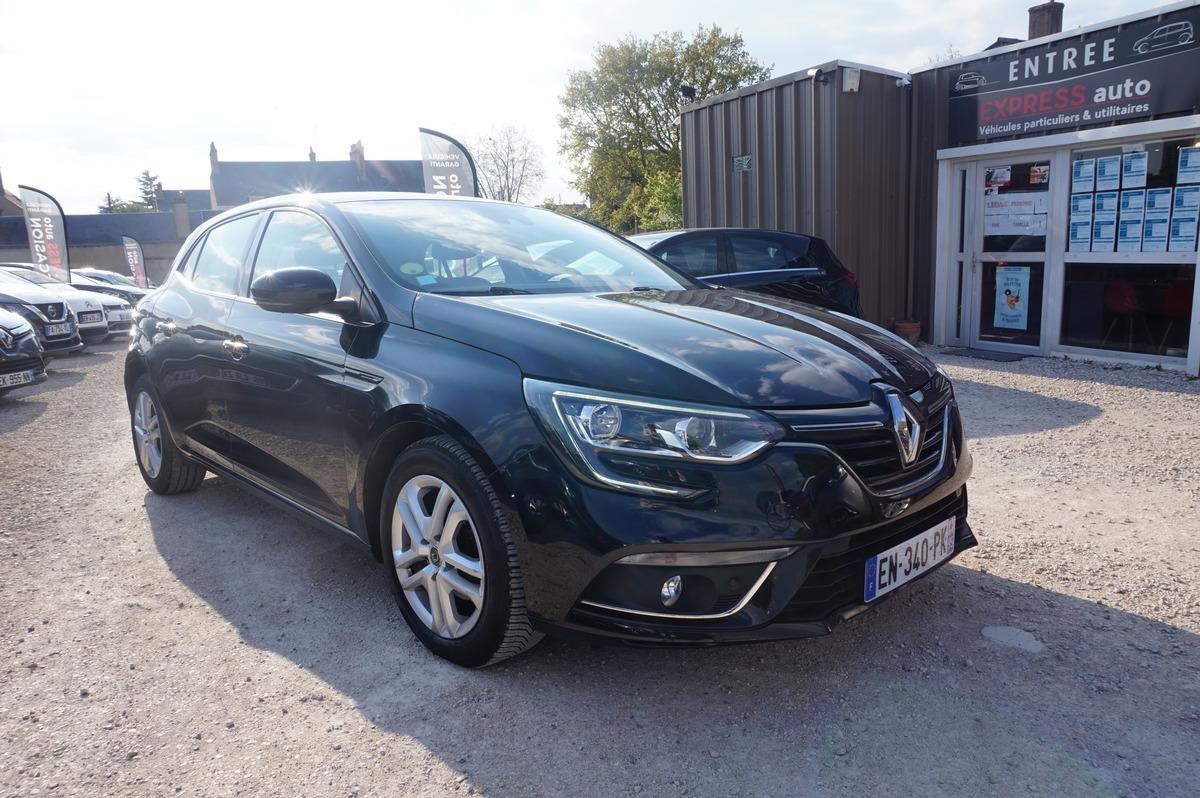 Renault Megane EDC energy business 1.5L dci 110 cv
