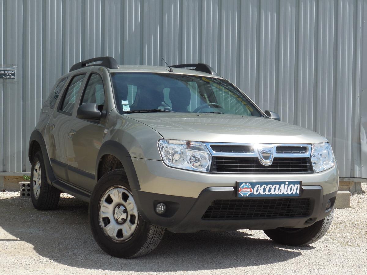 Dacia Duster 1.5 dci 110 Lauréate