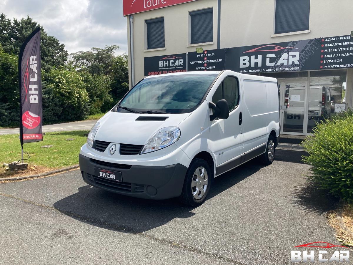 Renault Trafic 2.0 dci 115 cv