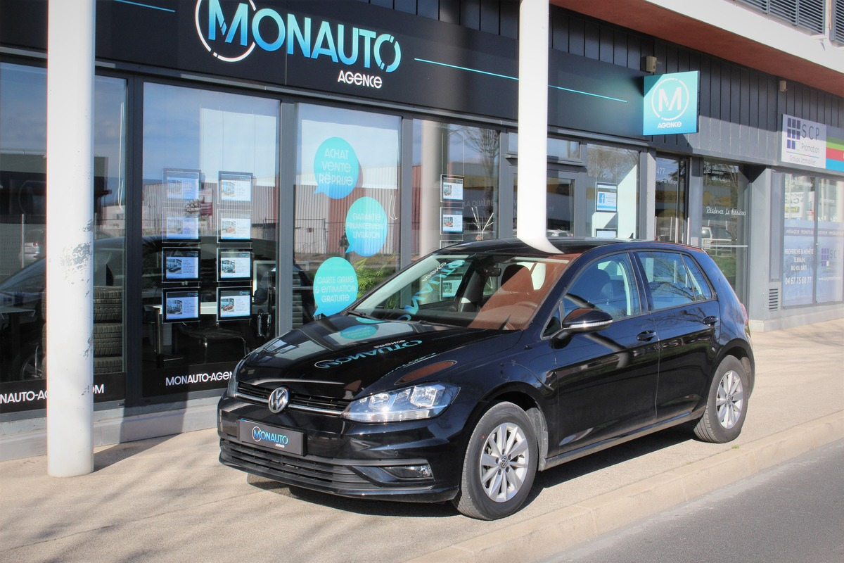 Volkswagen Golf 7 1.6 TDI 115 CV 5 portes Business
