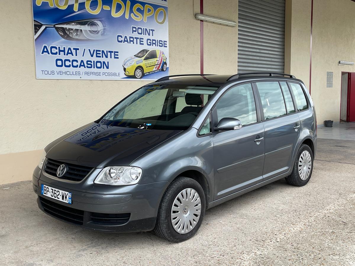 Volkswagen Touran 1.9 tdi - 105 CV (3)
