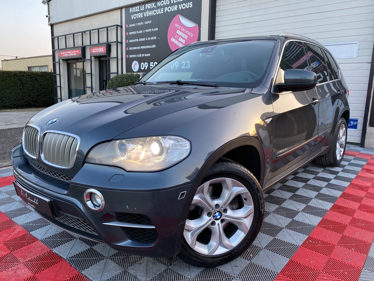 Bmw X5 40D EXCLUSIVE 306 PH 2 TOIT PANO/CAM 360