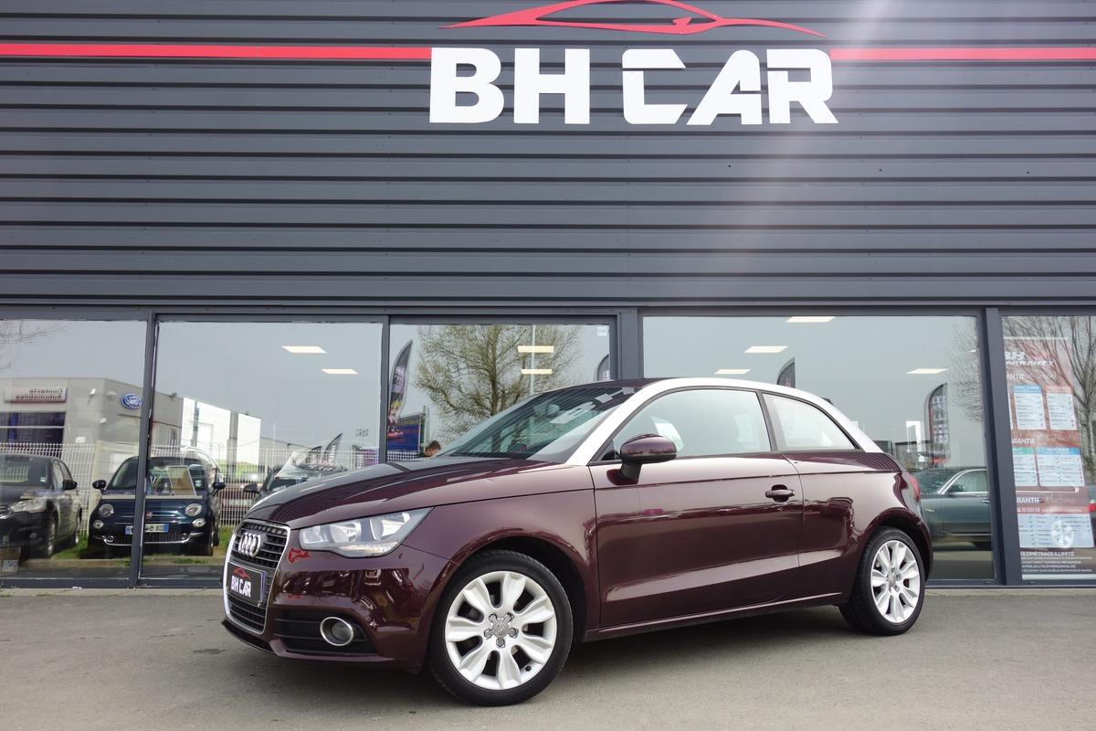 Audi A1 1.6 tdi 90 bv s-tronic