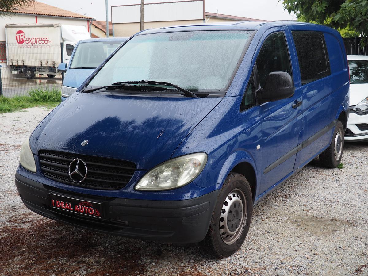 Mercedes Vito 109D 2004 CT OK