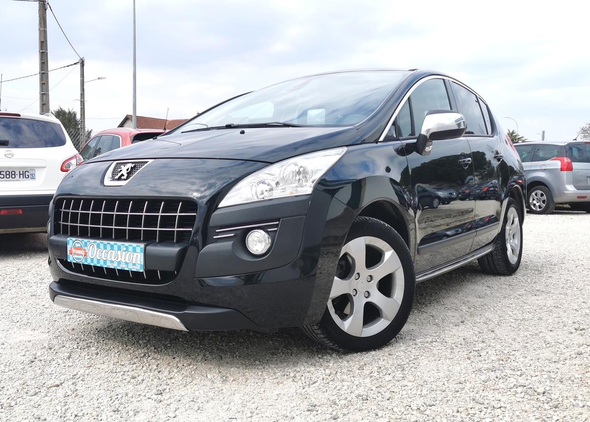 Peugeot 3008 ALLURE 2.0 HDI - 150 CV