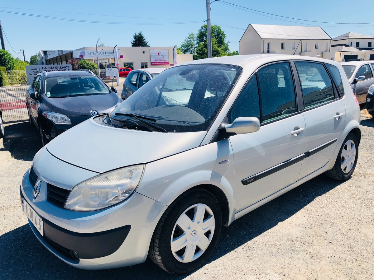 Renault Scenic 1.9 dci 120 chvx