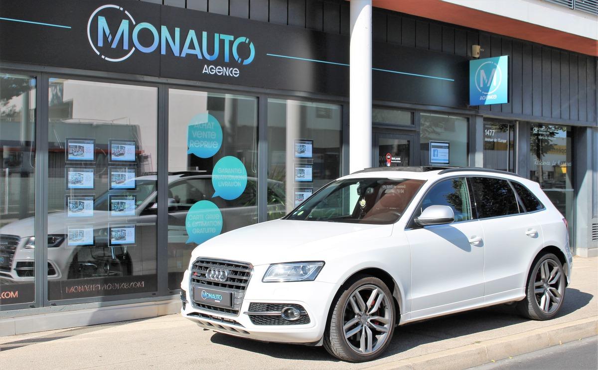 Audi SQ5 3.0 TDI Quattro S-Tronic 8 313 Garantie
