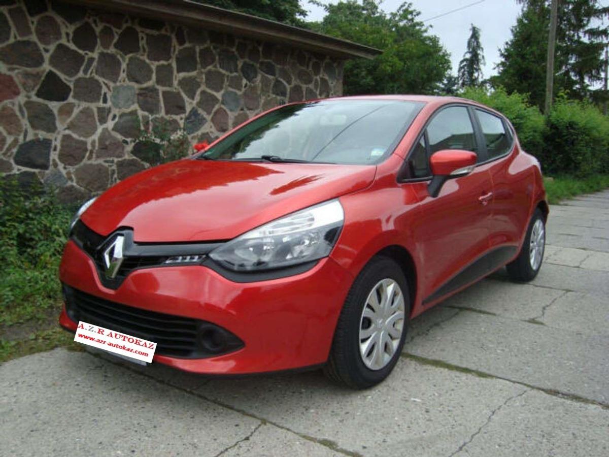Renault CLIO IV 1.2 Expression