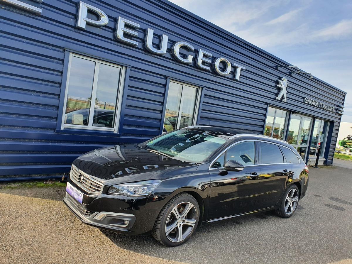 Peugeot 508 SW SW 2.0 BLUEHDI 180 S&S FELINE EAT6