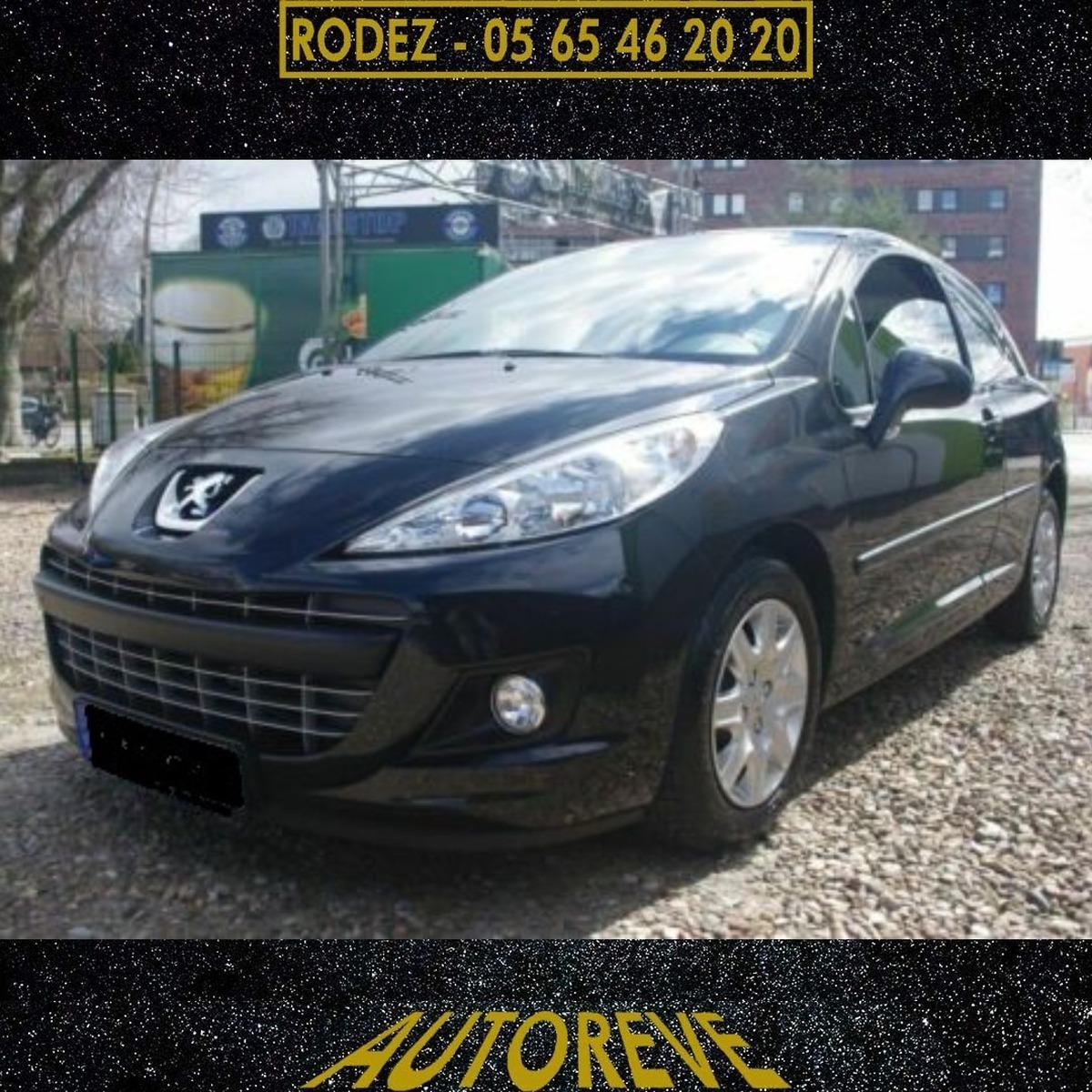 Peugeot 207 95 VTi Tendance