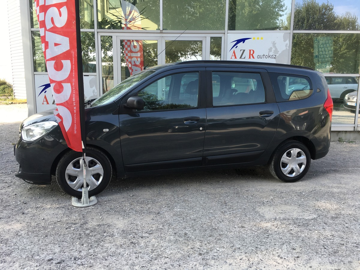Dacia Lodgy 1.6i   2012  0610214513
