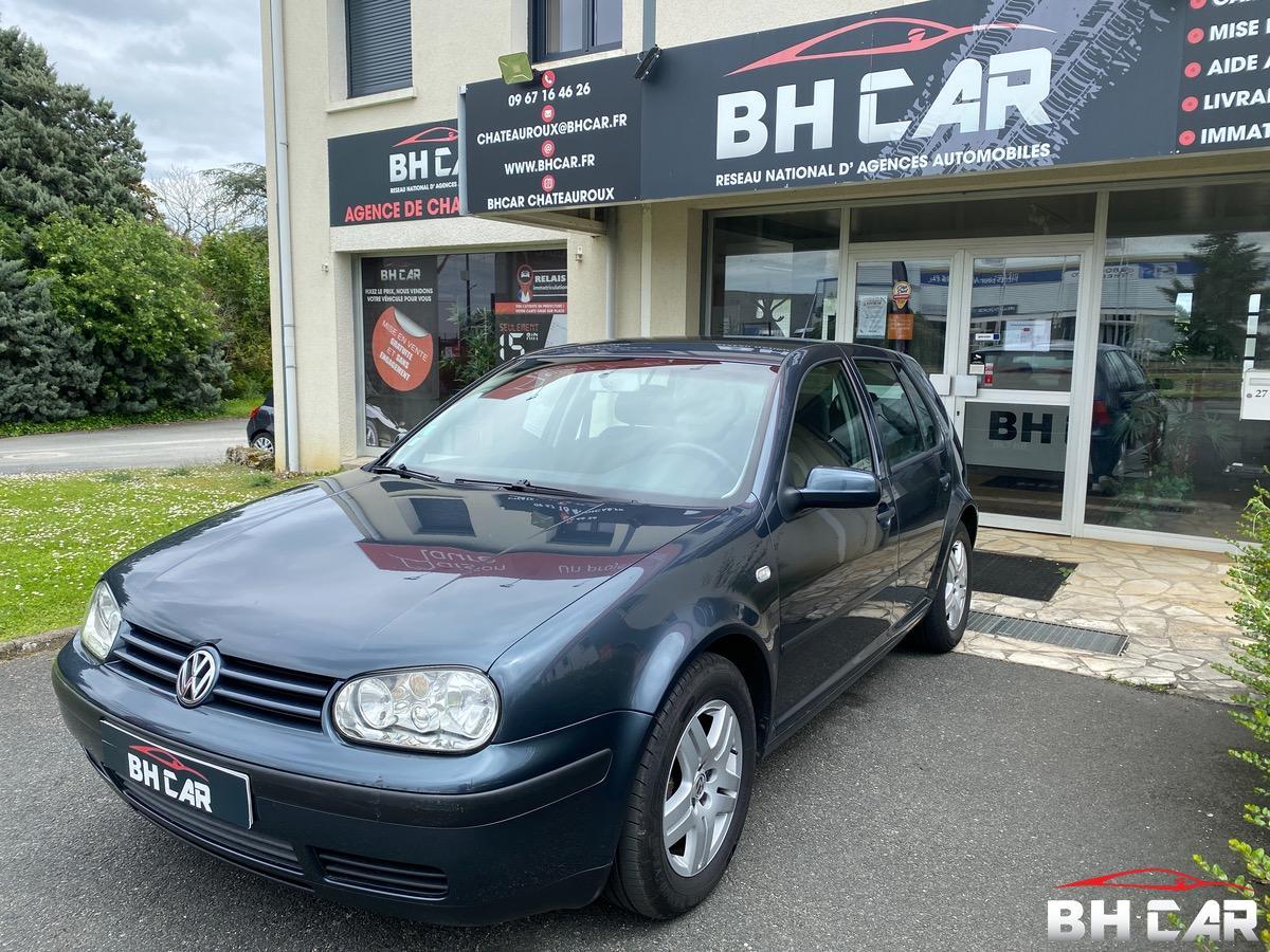 Volkswagen Golf 1.6i 105 ch Match