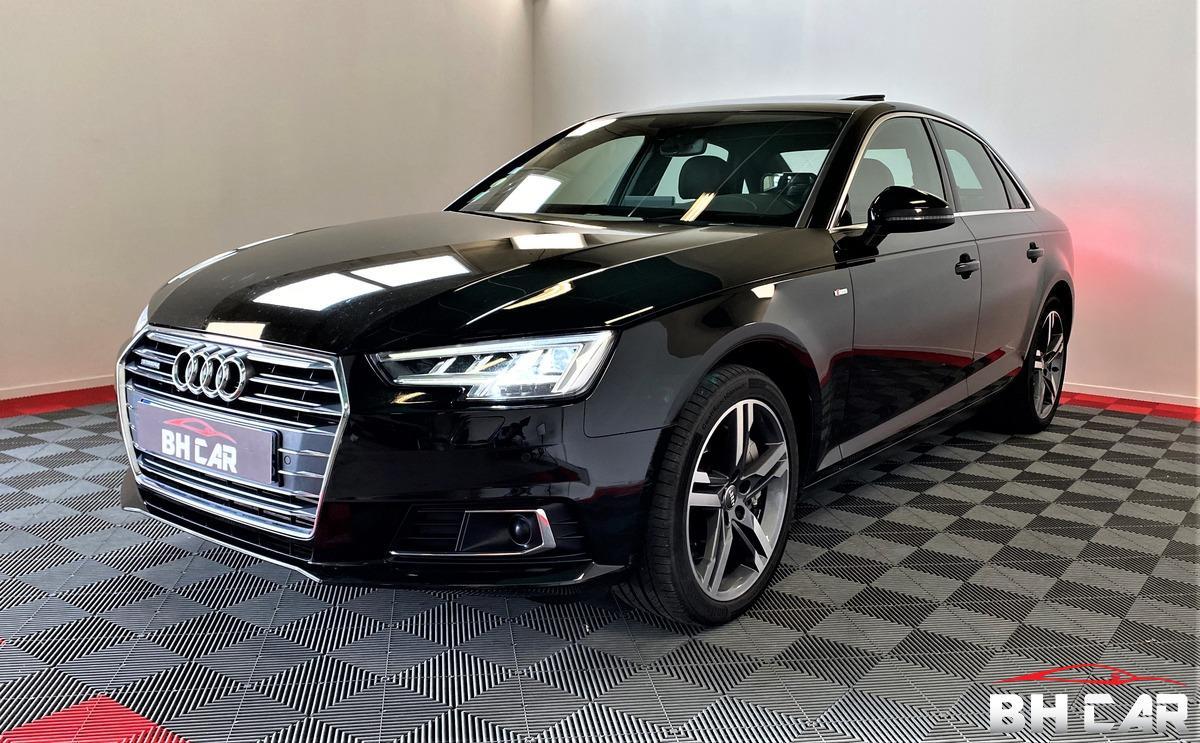 Audi A4 quattro 3.0 v6 272 bva S-line destockage