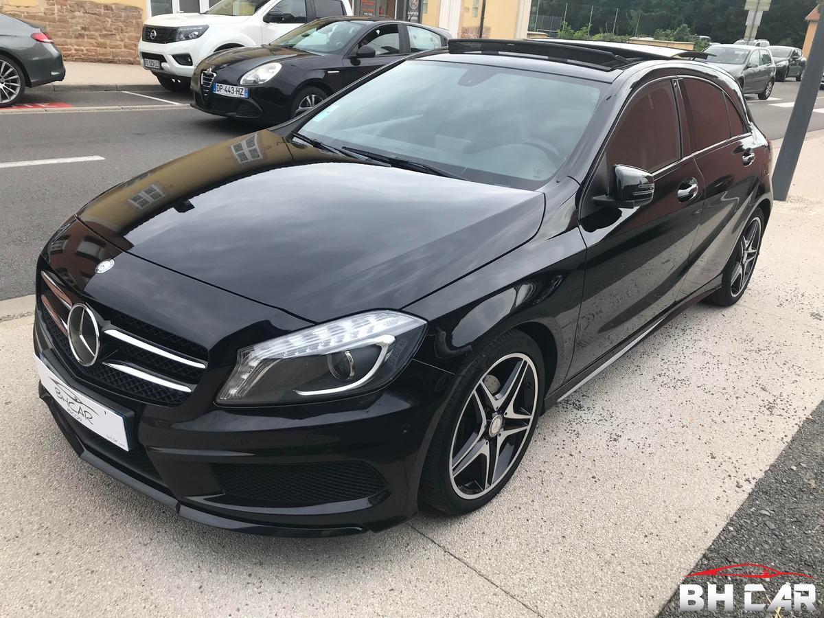 Mercedes Classe A 180CDI 109cv FASCINATION AMG BVM