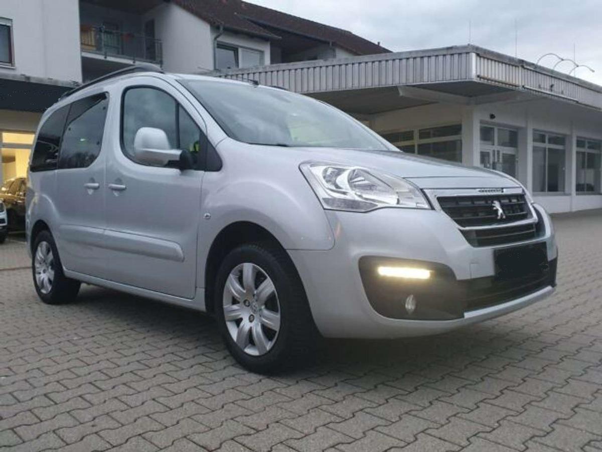 Peugeot Partner Tepee ALLURE BLUE  HDI 120 CV