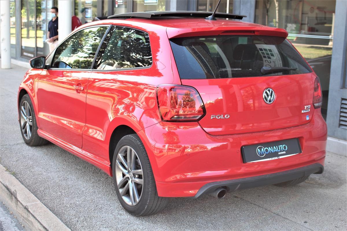 Volkswagen Polo V 1.2 TSI DSG 7 90 cv R-Line