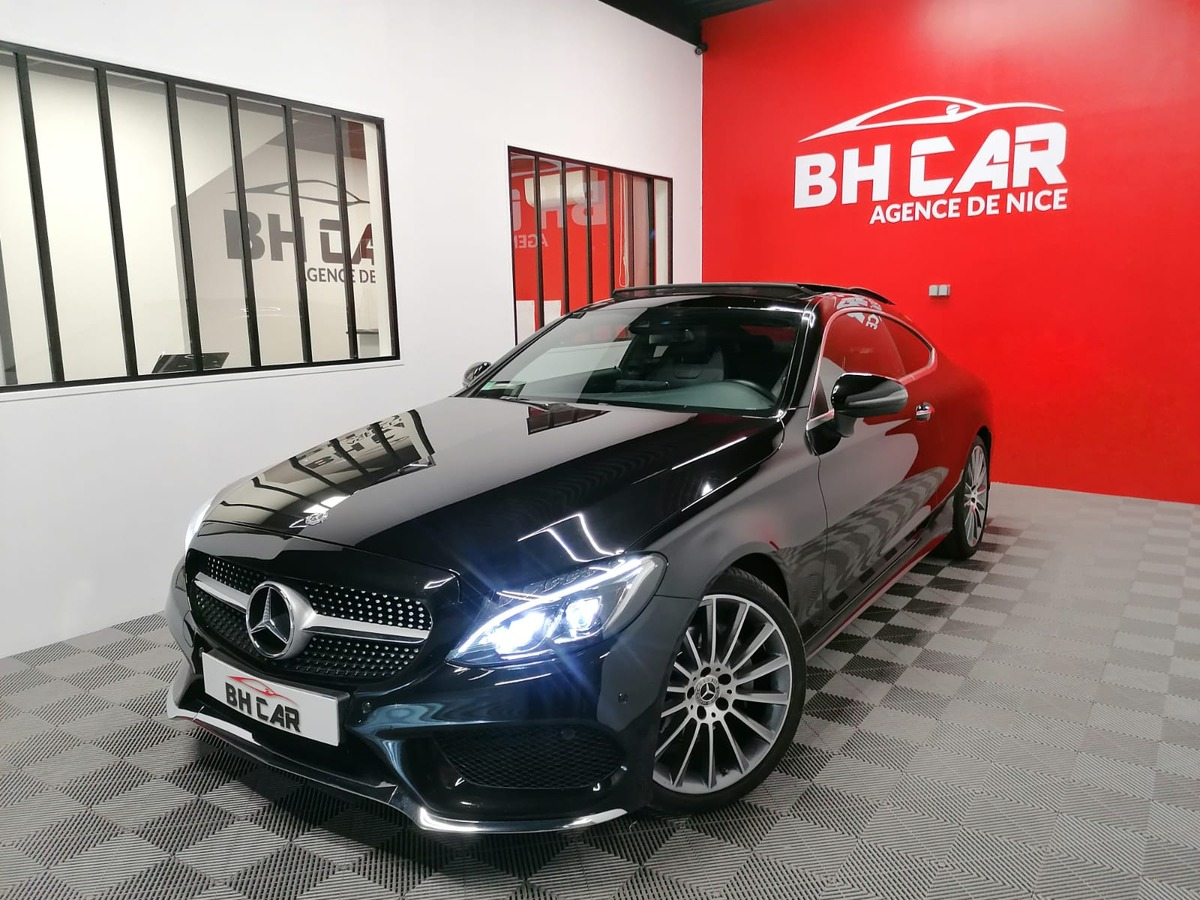 Mercedes Classe C 220 C220 D COUPE PACK AMG SPORT