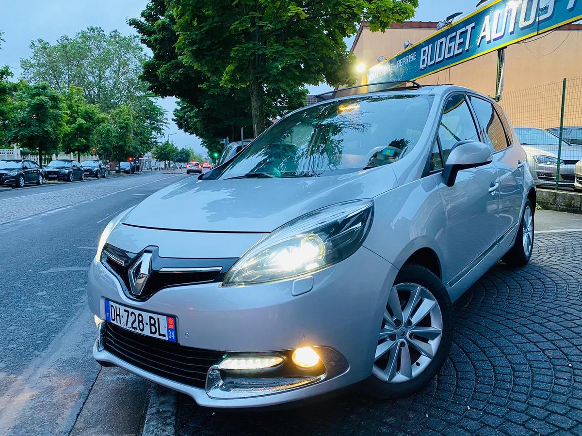Renault Megane SCENIC 1.5 DCI 110 INITIALE 4XCB