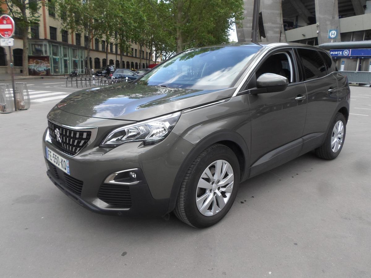 Peugeot 3008 1.2i puretech 12v s&s - 130 - bv