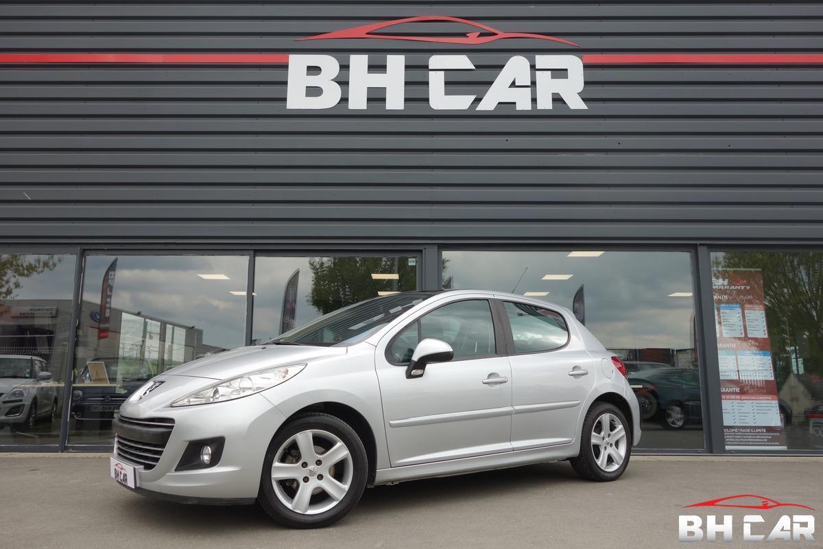 Peugeot 207 1.6HDI 90 Premium + Options
