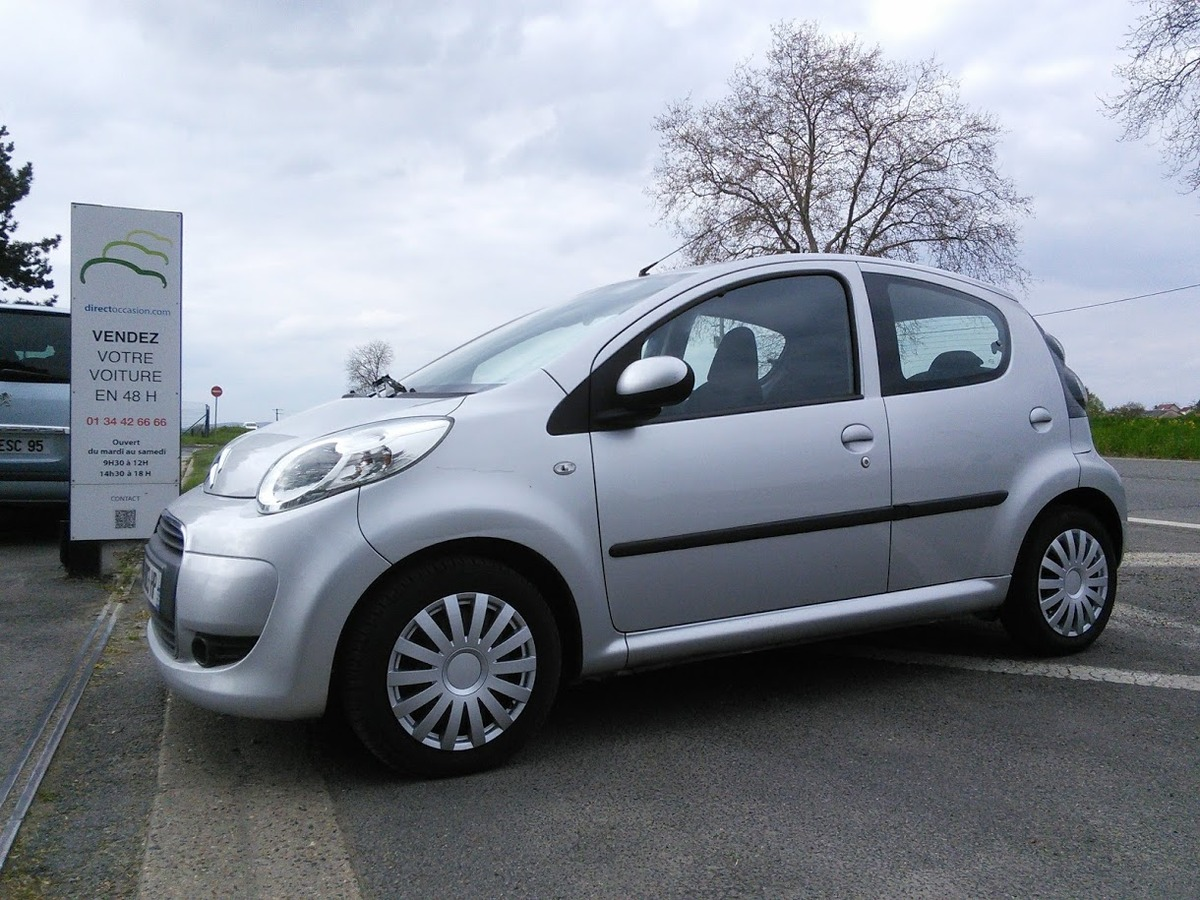 Citroen C1 1.0 68 SELECTION CLIM 5 PORTES 66400km