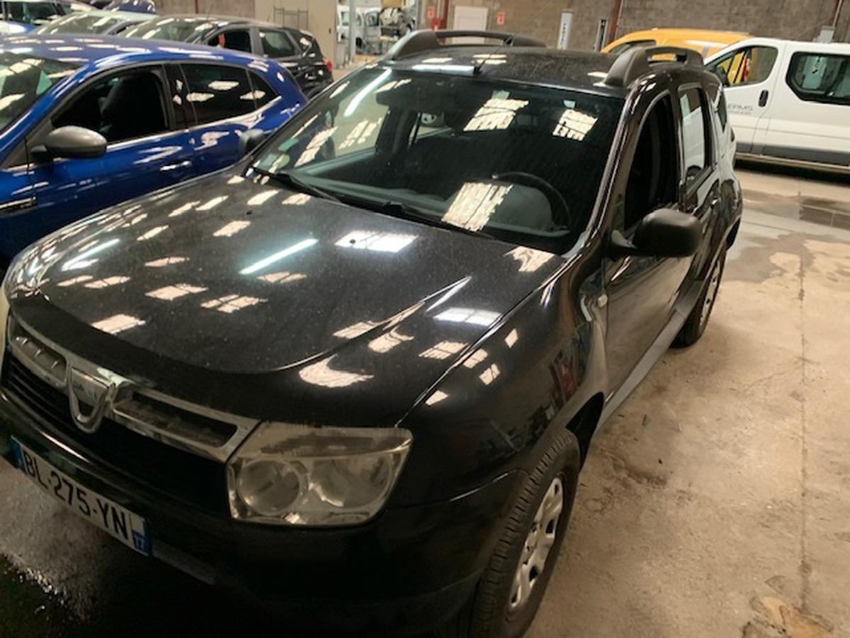 Dacia Duster 1.5 dci  110 CH