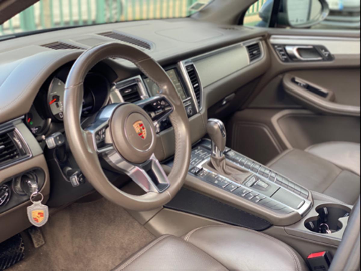 Porsche Macan S Diesel 3.0 V6 258cv TO