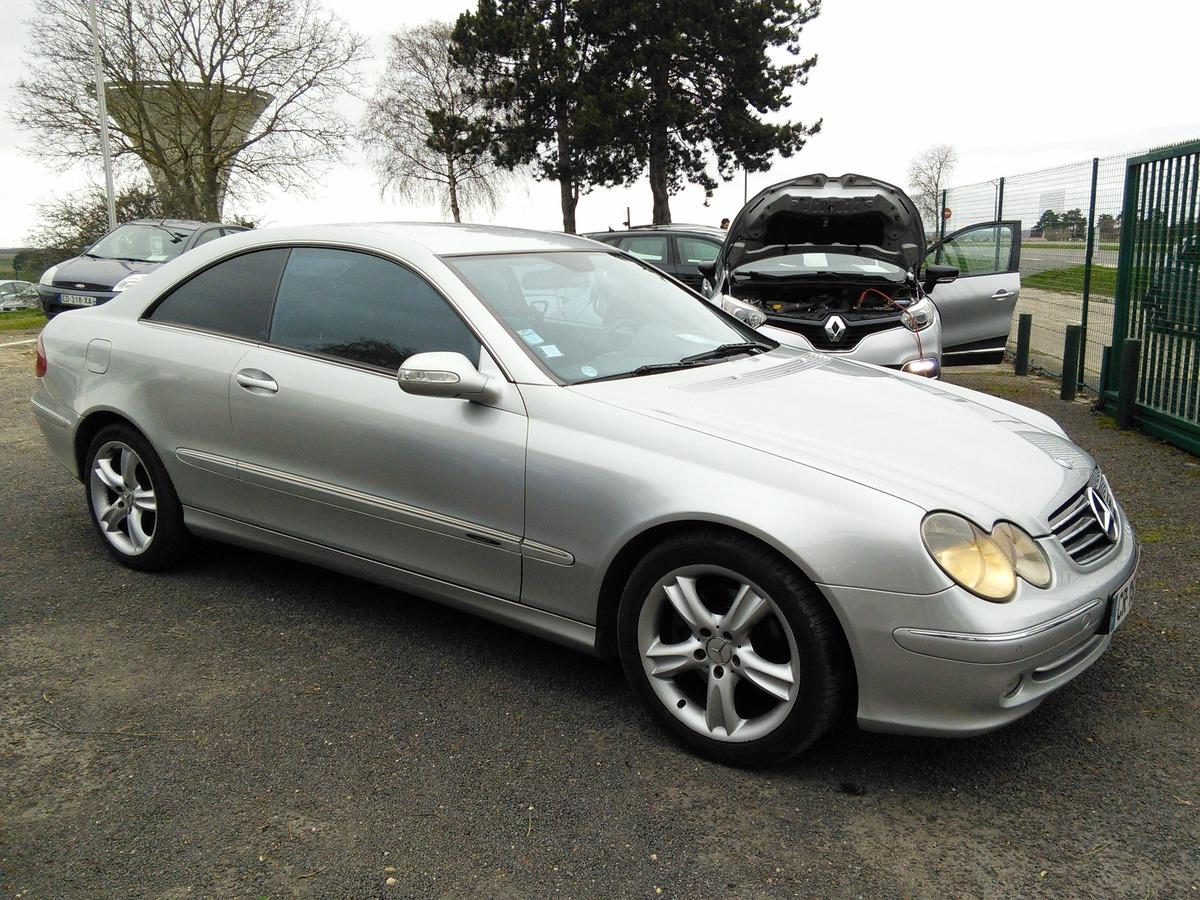 Mercedes Classe Clk Coupé 270 2.7 293591km