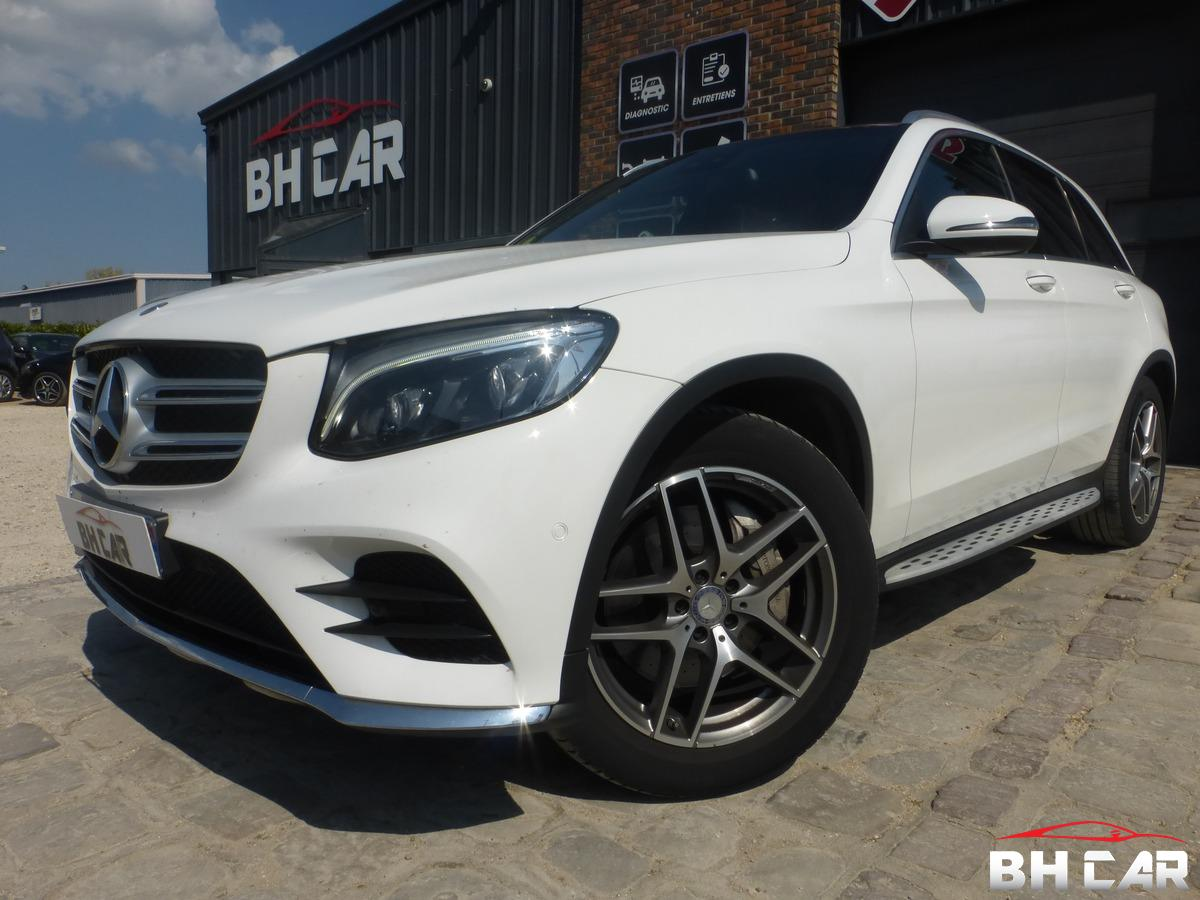 Mercedes GLC 220 d bv 9g-tronic Fascination AMG