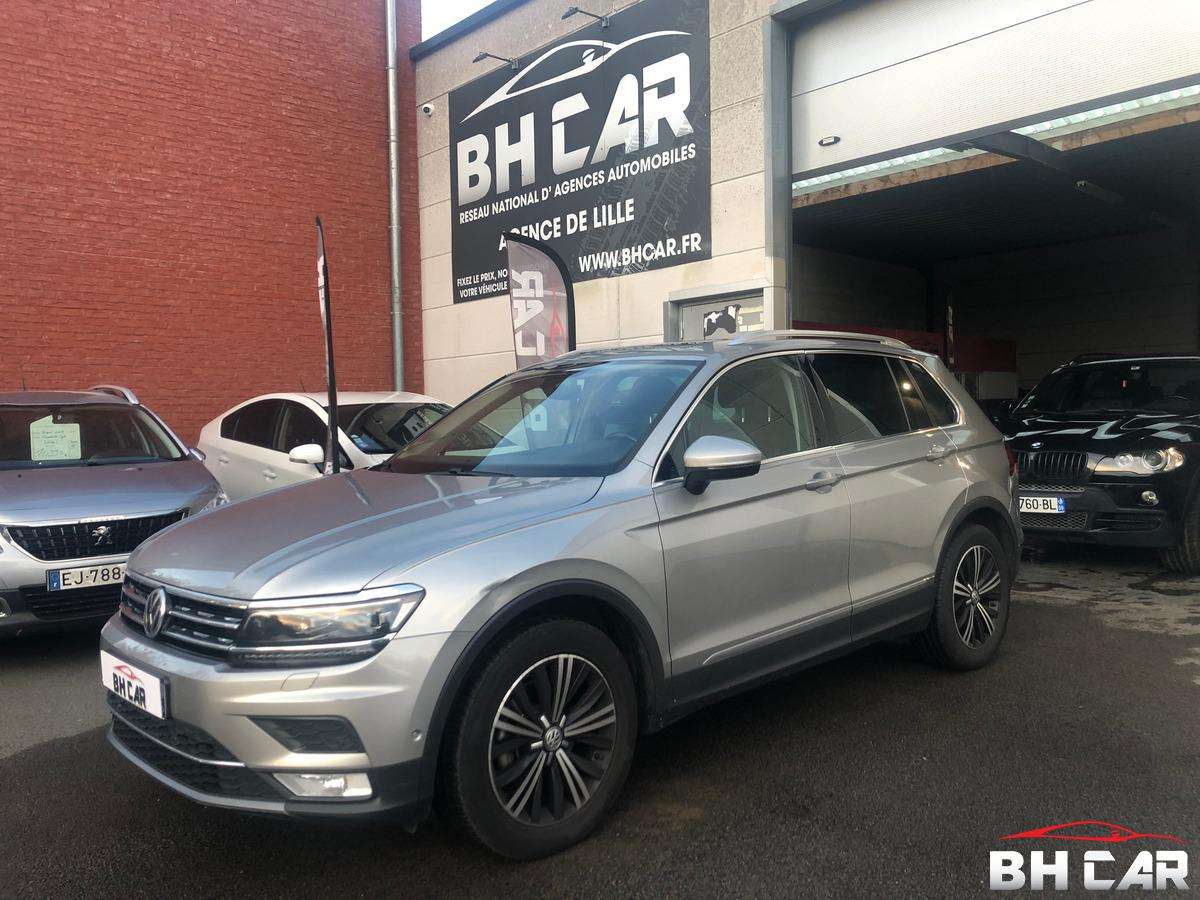 Volkswagen Tiguan 2.0 150 4Motion Carat Exclusive
