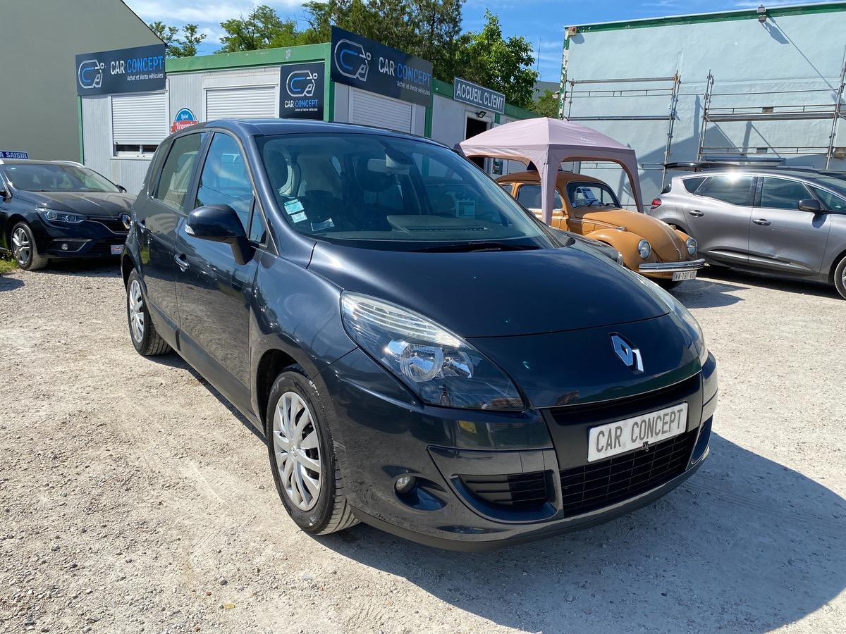 Renault Megane scenic 1.5 dci EDC - 110cv - eco2