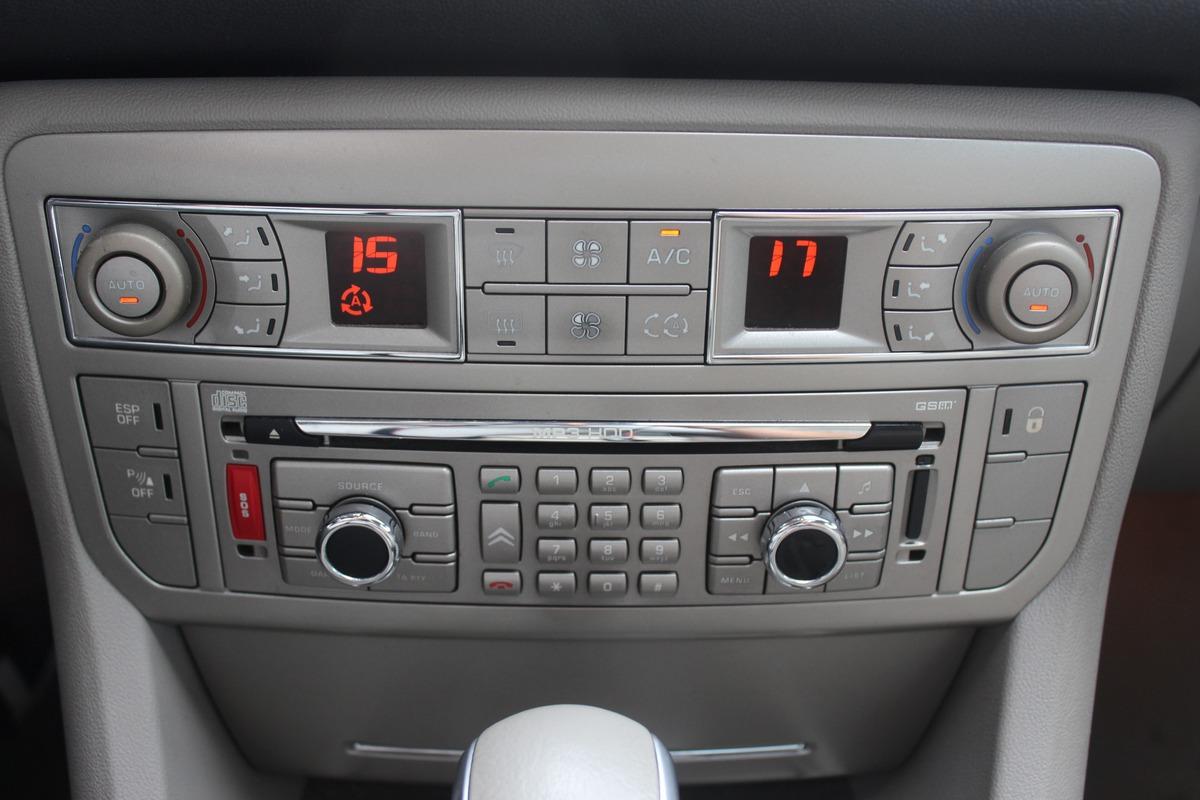 Citroen C5 2 II TOURER 2.7L HDI 204 FAP EXCLUSIVE