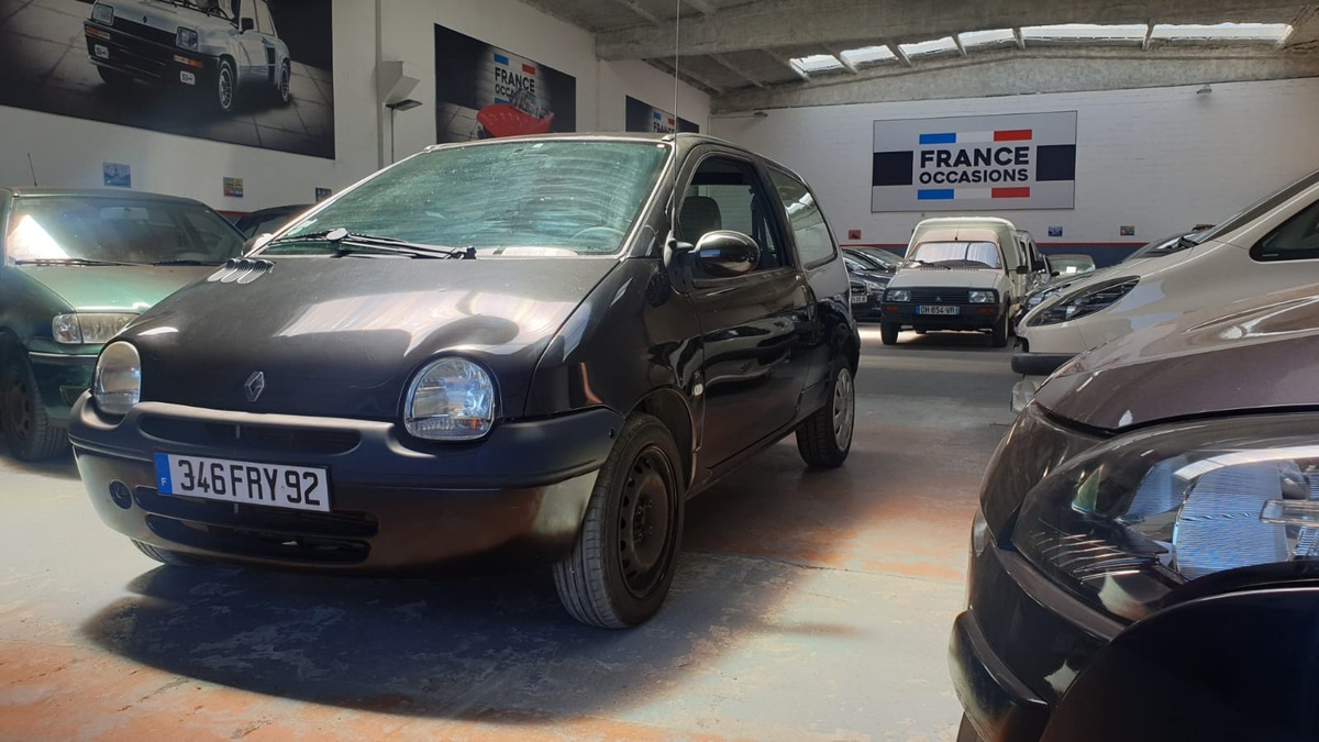 Renault Twingo 1.2 16V 75cv Tech Run 3p