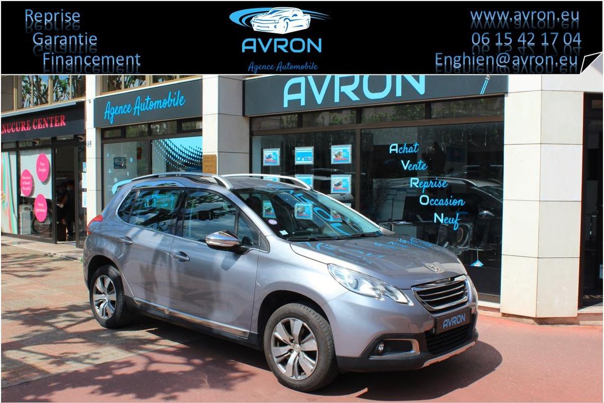 Peugeot 2008 1.6 VTI 120 ALLURE