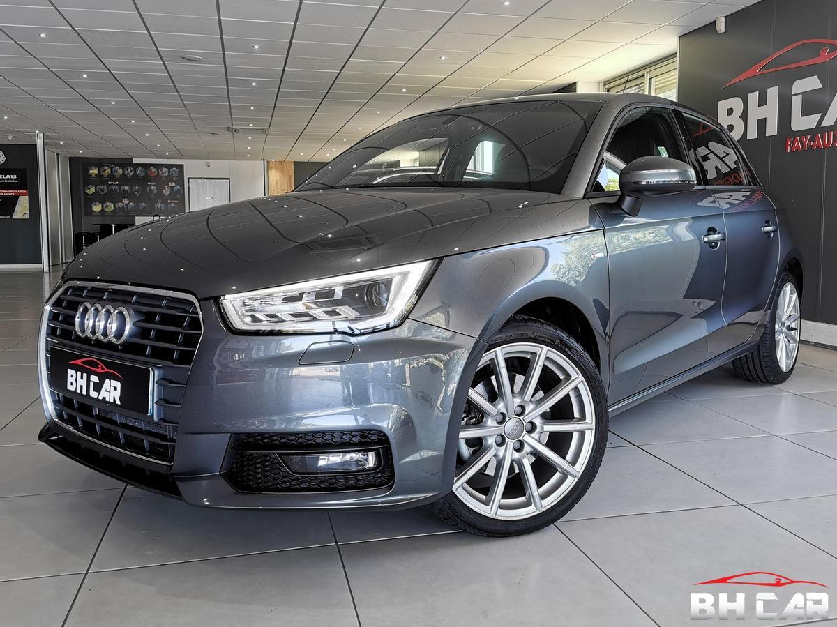 Audi A1 SPORTBACK 1.6 TDI 116 S-TRONIC S-LINE