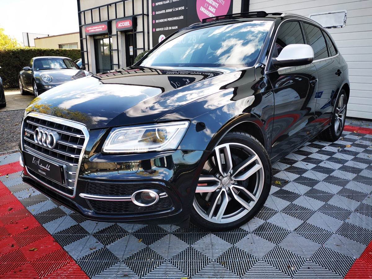 Audi SQ5 3.0 V6 313 TO/CAM/BANG OLUFSEN