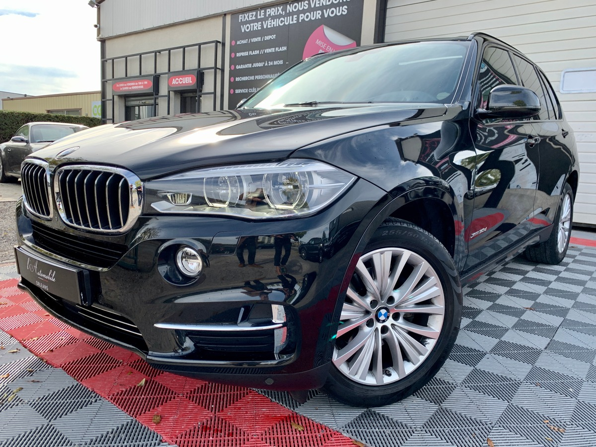 Bmw X5 F15 xDrive 30d 258 EXCLUSIVE INDIVIDUAL