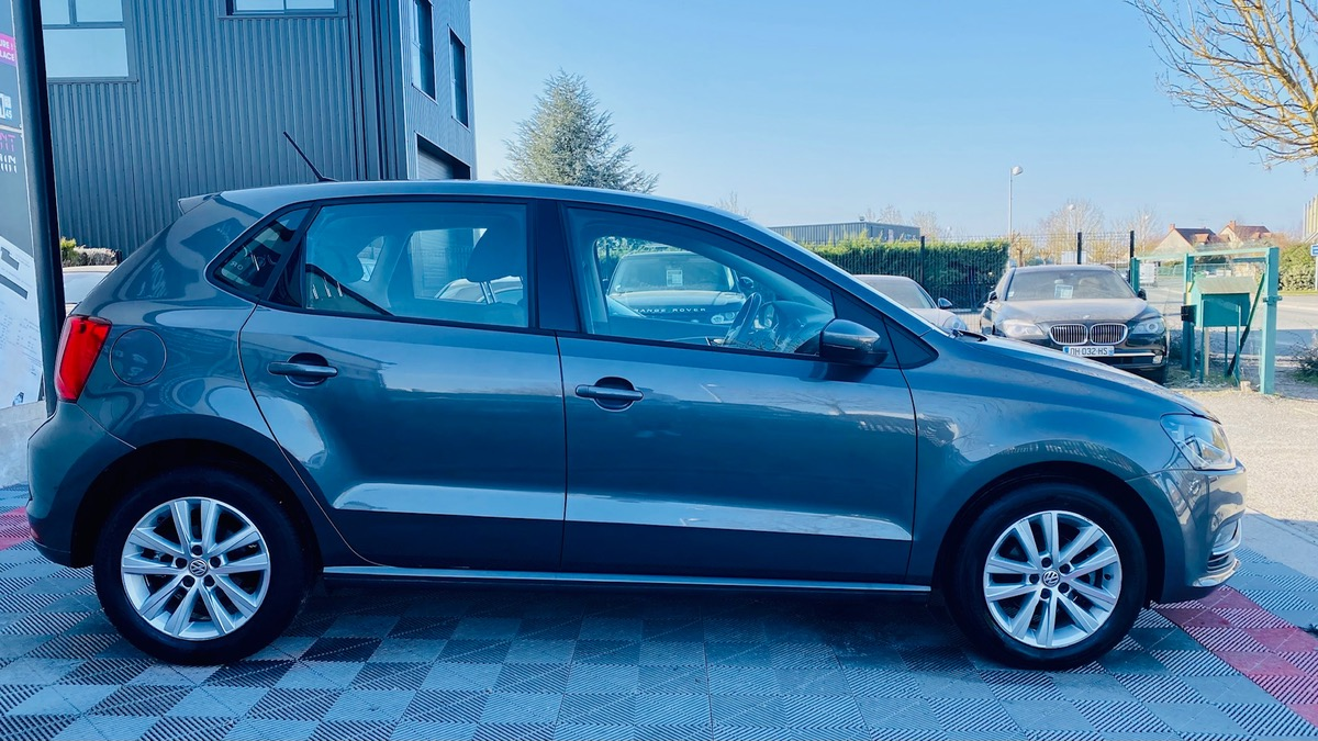 Volkswagen Polo 1.4 TDI 90 CONFORTLINE BUSINESS II