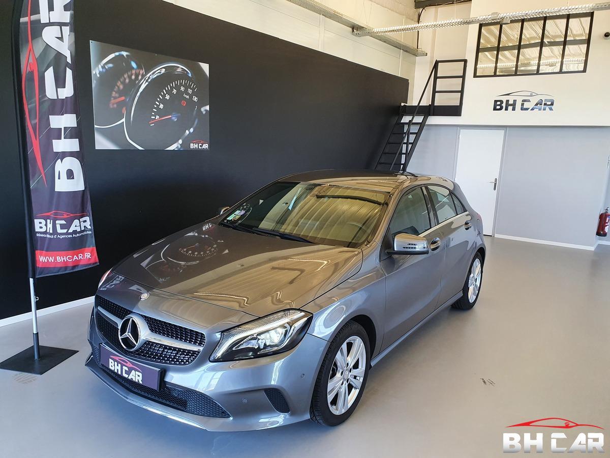 Mercedes Classe A III 2 (W176) 180 Sensation