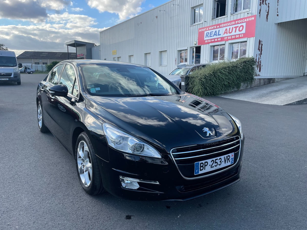Peugeot 508 2.0 HDi Diesel (163 CH