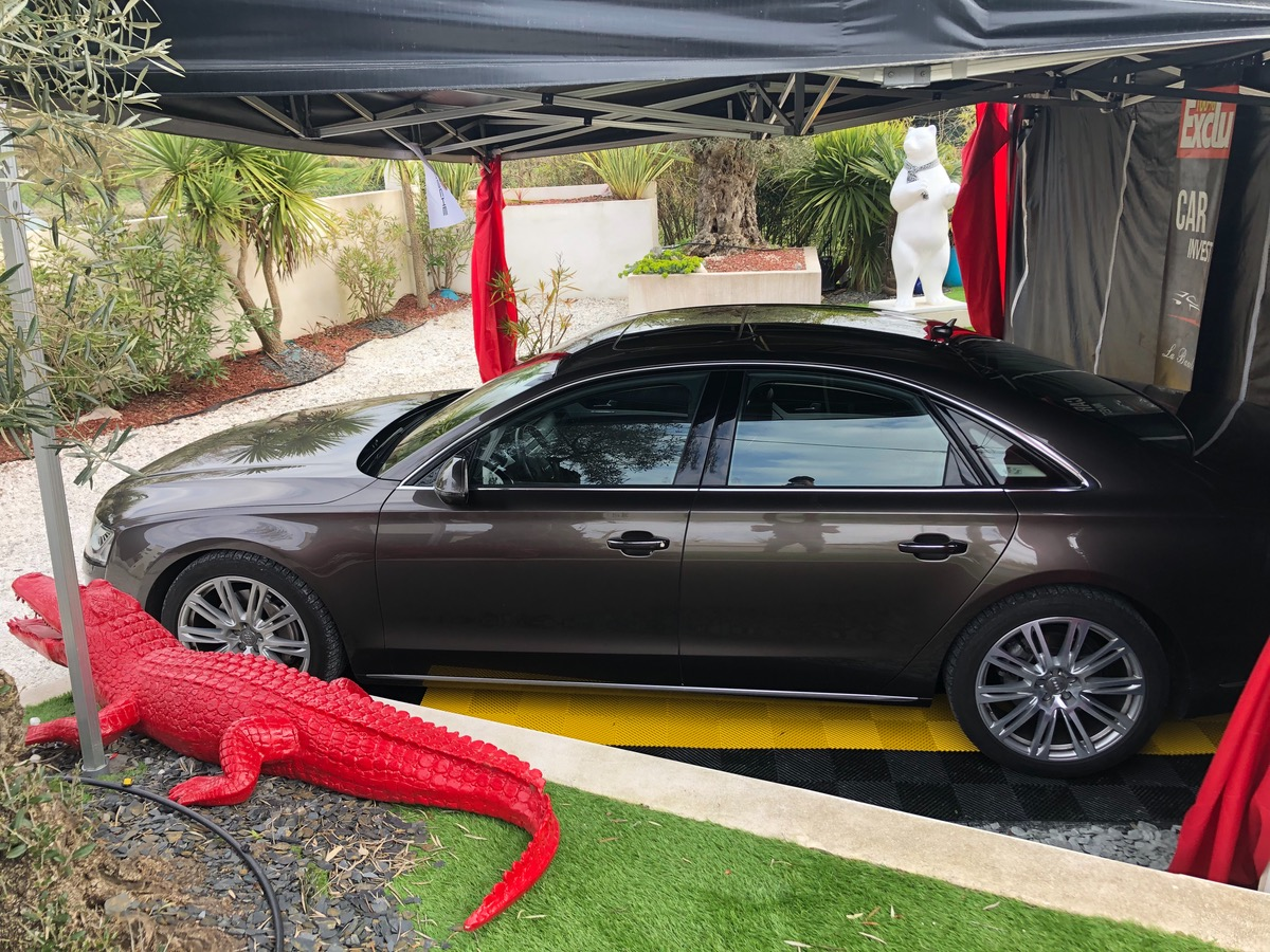 Audi A8 quattro 3.0 v6 tdi.clean AVUS - 262 - luxe