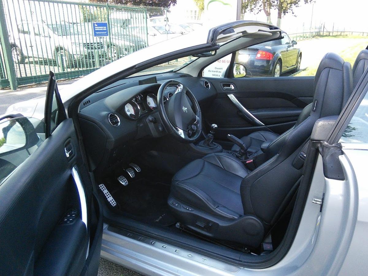 Peugeot 308 CC 2.0 HDI 163 FELINE 91682km