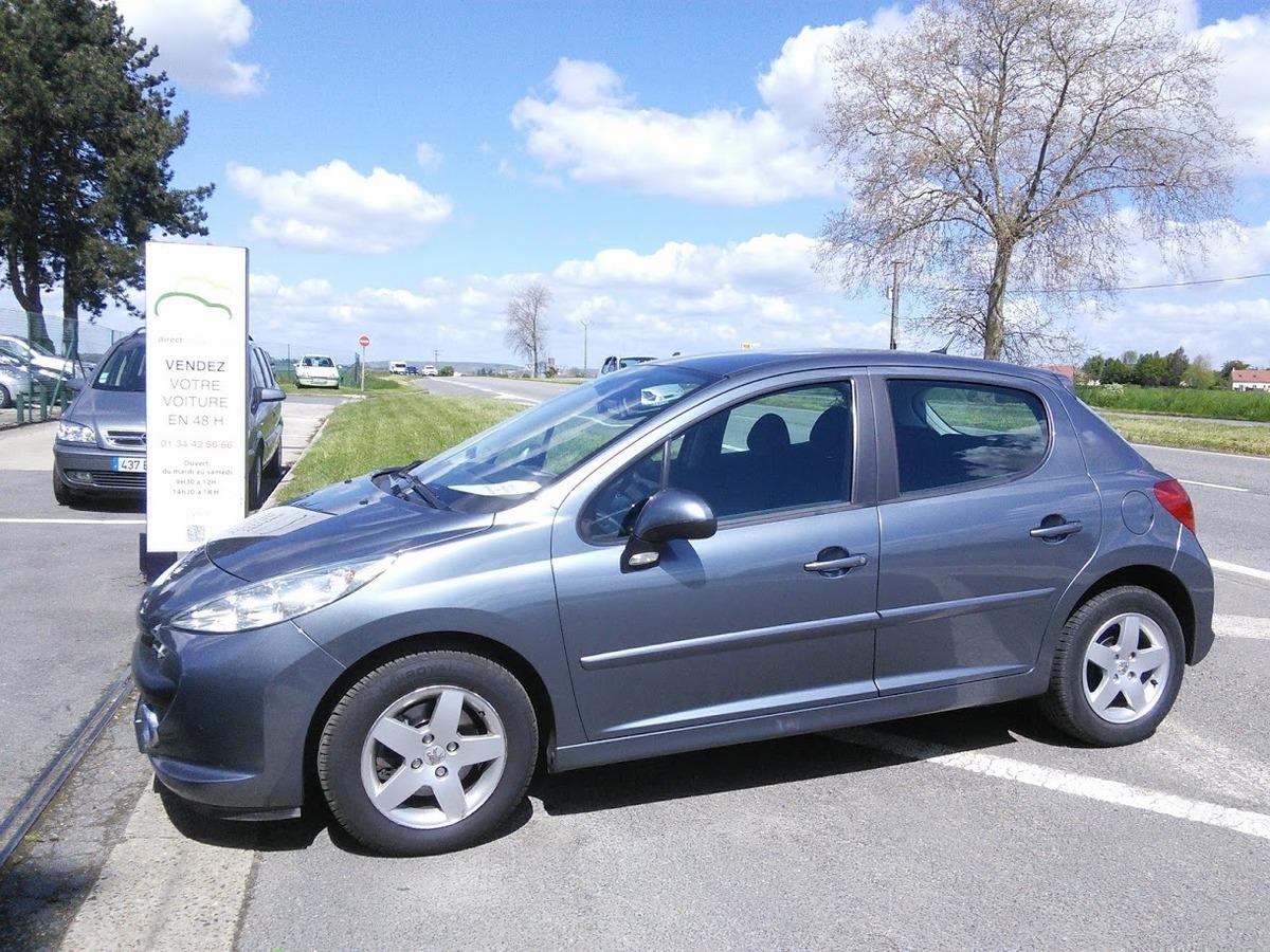 Peugeot 207 1.4 VTi 95 Premium Pack  43100KM