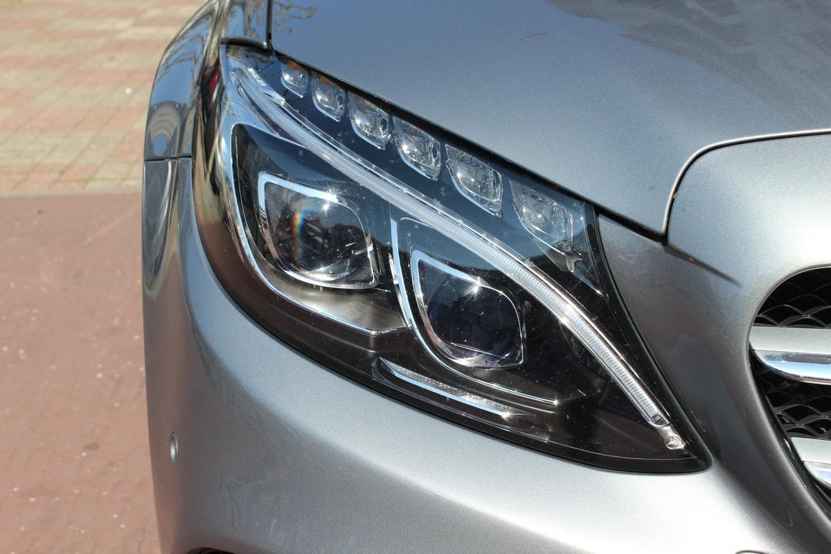 Mercedes Classe C 2.2 D FASCINATION 7G-TRONIC 3